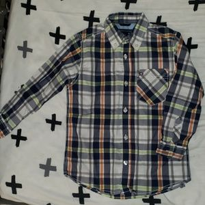 Tommy Hilfiger boys botton down